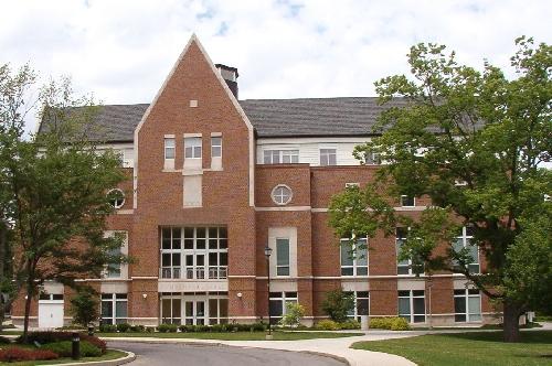 Centennial Hall - Bluffton University