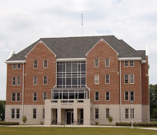 Neufeld Dormitory - Bluffton University